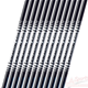 ALUMINUM/CARBON SHAFTS