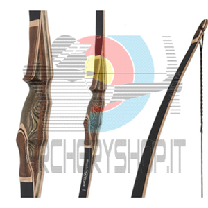 "Longbow Buck Trail Black Hawk 68"" Destro"
