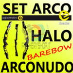 Set Arco Kinetic Halo per arconudo - SPEDIZIONE GRATUITA-