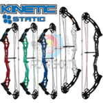 "Compound Kinetic Static Dual cam 18""-32"" Bianco 35-50#   Destro"